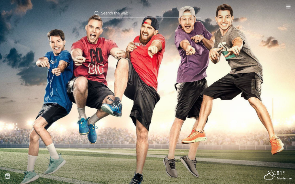 Dude Perfect HD Wallpapers New Tab