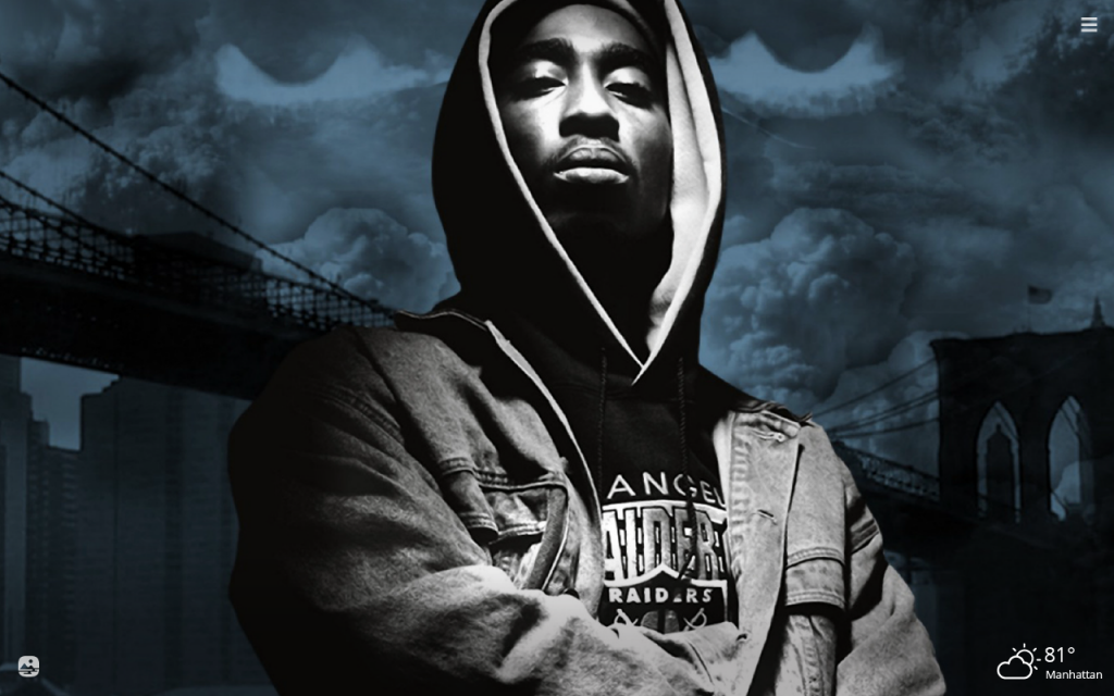 2pac HD Wallpapers New Tab